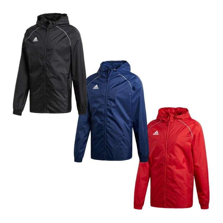 Adidas Core 18 Herren-Regenjacke (3 Farben) für 16,76€ inkl. Versand (statt 21€)