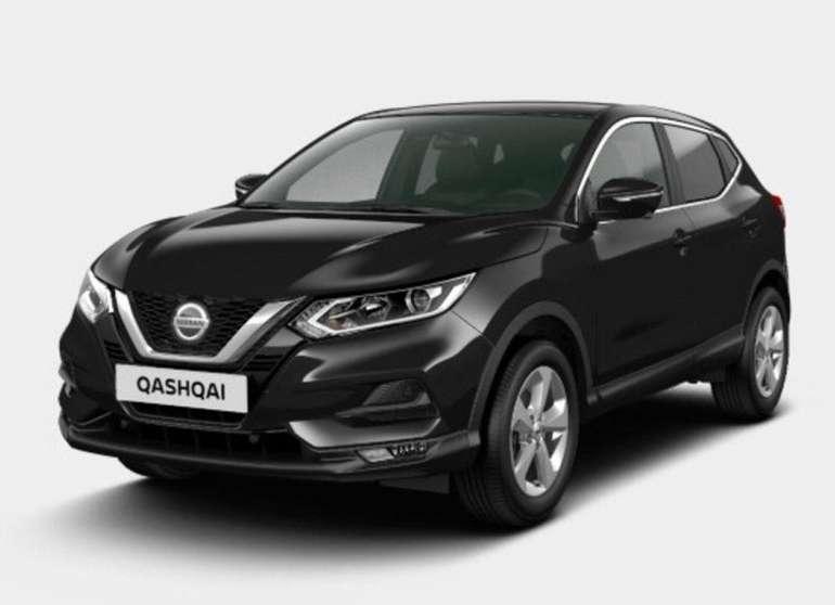 Privat: Nissan Qashqai 1.3 DIG-T Acenta für 139€ Brutto mtl. leasen