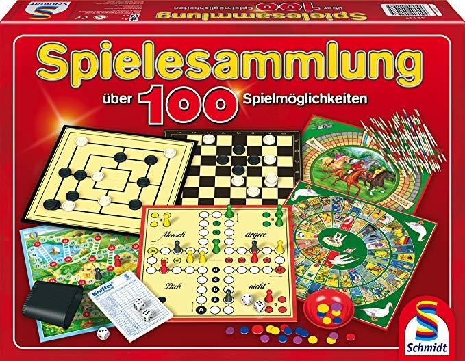 [Amazon] Spielesammlung – Mit 100 Spielmöglichkeiten