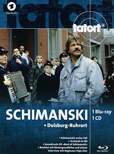 Schimanski – Duisburg Ruhrort – Mediabook (+ CD) (Neuabtastung in 2K) [Blu-ray]
