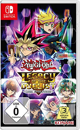 Yu-Gi-Oh! Legacy of The Duelist: Link Evolution [