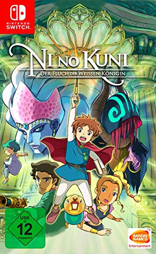 Ni no Kuni: Der Fluch der Weißen Königin – [Nintendo Switch]