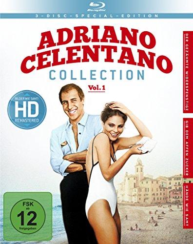 Adriano Celentano – Collection Vol. 1 [Blu-ray]