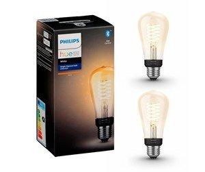 2er Pack Philips Hue LED-Filament Edison